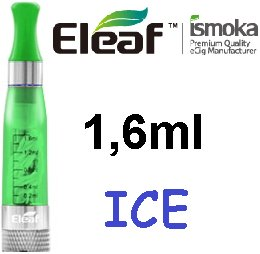 ISMOKA-ELEAF ICE CLEAROMIZER 2,4OHM 1,6ML