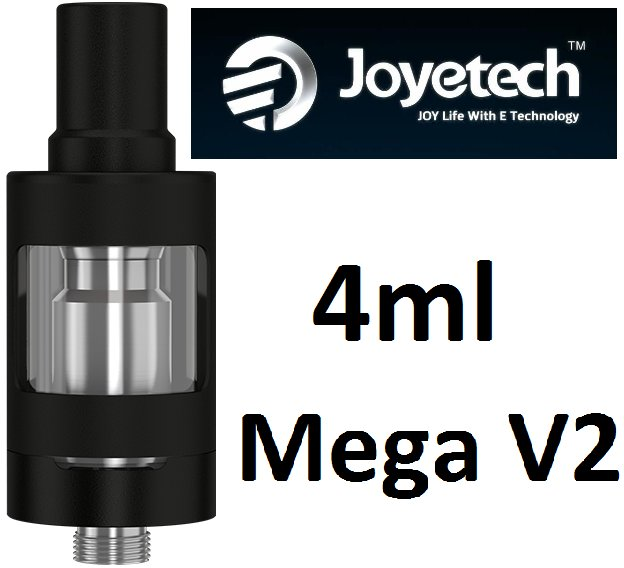 JOYETECH EGO ONE MEGA V2 CLEAROMIZER 4ML