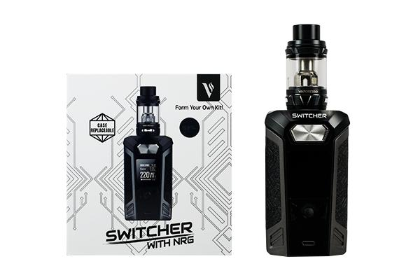 Vaporesso Switcher Kit s NRG Tank (Iron Grey)
