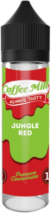 PŘÍCHUŤ COFFEE MILL SHAKE AND VAPE 10ML JUNGLE RED