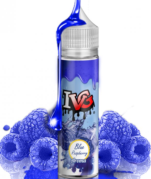 PŘÍCHUŤ I VG SHAKE AND VAPE BLUE RASPBERRY 20ML