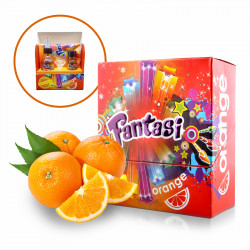Příchuť Fantasi Shake'n'Vape Orange (Pomeranč) 30ml