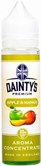 PŘÍCHUŤ DAINTY´S PREMIUM APPLE & MANGO 20ML