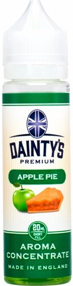 PŘÍCHUŤ DAINTY´S PREMIUM APPLE PIE 20ML