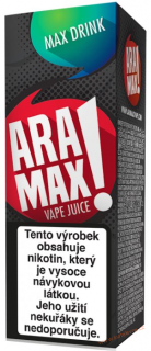 LIQUID ARAMAX MAX DRINK 10ML-18MG