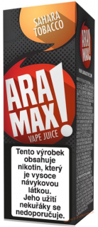 LIQUID ARAMAX SAHARA TOBACCO 10ML-18MG