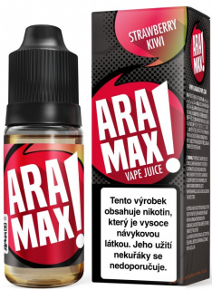 LIQUID ARAMAX STRAWBERRY KIWI 10ML-18MG