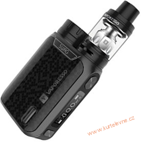 VAPORESSO SWAG TC80W FULL KIT BLACK