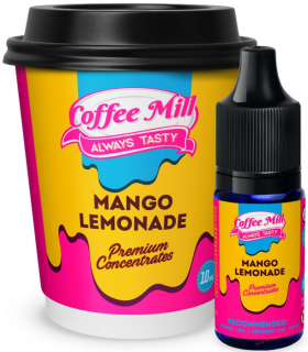PŘÍCHUŤ COFFEE MILL 10ML MANGO LEMONADE