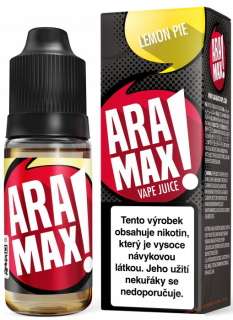 LIQUID ARAMAX LEMON PIE 10ML-12MG