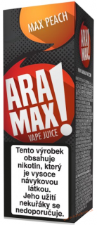 LIQUID ARAMAX MAX PEACH 10ML-12MG
